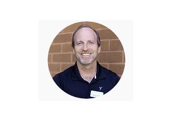 Oxnard physical therapist James Magnusson, PT, ATC