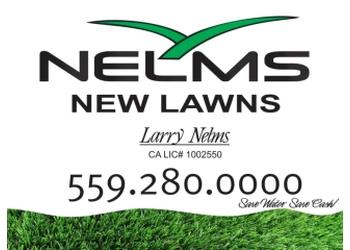 Visalia landscaping company James Nelms corporation