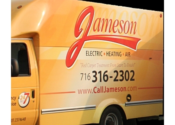 Buffalo electrician Jameson Electric, Heating & Air Conditioning