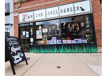 Chicago pet grooming Jameson Loves Danger