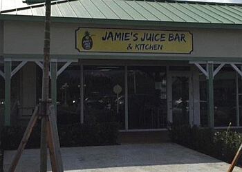 Hollywood juice bar Jamie's Juice Bar and Kitchen