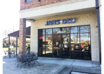 Greensboro sandwich shop Jams Deli