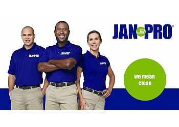 Milwaukee commercial cleaning service Jan-Pro Cleaning Systems