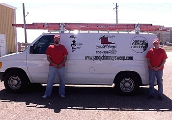 Amarillo chimney sweep J and J Chimney Sweep