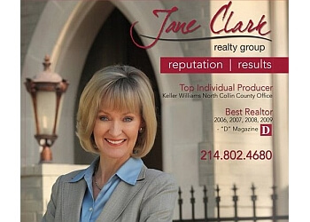 McKinney real estate agent Jane Clark
