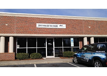 Greensboro commercial cleaning service Jani-King