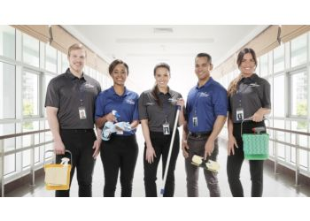 Phoenix commercial cleaning service Jani-King