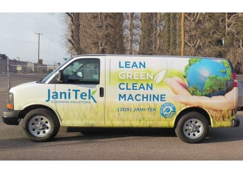 Stockton commercial cleaning service JaniTek Cleaning Solutions