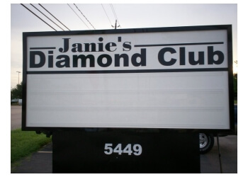 Pasadena night club Janie's Diamond Club