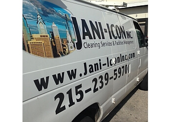 Philadelphia commercial cleaning service Jani-icon Inc.
