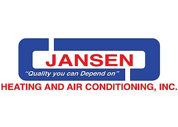 Cincinnati hvac service Jansen Heating & Air Conditioning Inc.