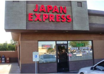 Glendale japanese restaurant Japan Express