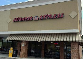 Mobile japanese restaurant Japanese Express
