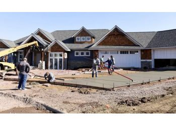 Sioux Falls home builder Jarrod Smart Construction