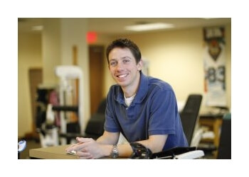 Murfreesboro physical therapist Jason Barclay, PT, CSCS.