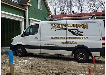 Worcester electrician Jason Curran Master Electrician, LLC