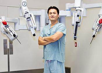 Fullerton ent doctor Jason H Kim, MD, FACS