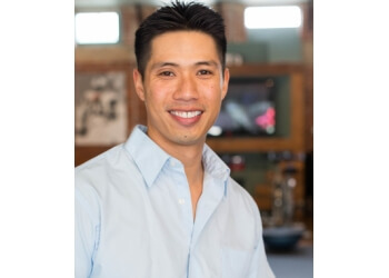 Pasadena physical therapist Dr. Jason Han, PT, DPT, SCS, CSCS, TPI-CGFI