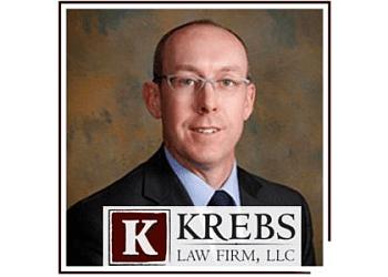 Springfield social security disability lawyer Jason Michael Krebs - KREBS LAW FIRM