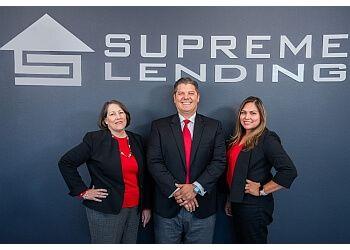 Corpus Christi mortgage company Jason Pitarra Team- Supreme Lending