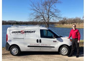 Olathe electrician Jason Wright Electric