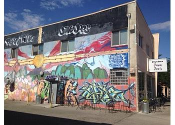 Albuquerque cafe Java Joe's