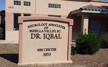 Las Cruces neurologist Javed Iqbal, MD