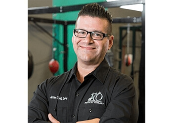 McAllen physical therapist Javier O. Leal, MPT
