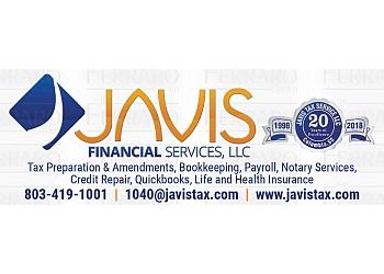 Columbia tax service Javis Tax Service