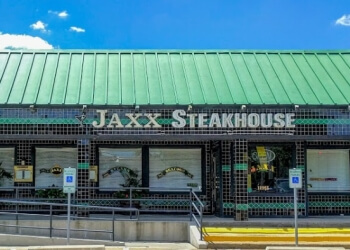 Carrollton steak house Jaxx Steakhouse