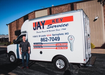 Springfield locksmith Jay Key Service, Inc.