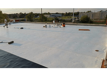 Oklahoma City roofing contractor Jay Reeves Roofing Roof Leaks Repair LLC