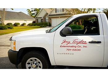 Wilmington pest control company Jay Taylor Exterminating Co., Inc.