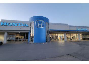 Kansas City car dealership Jay Wolfe Honda