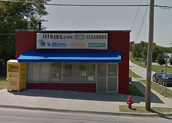 Kansas City dry cleaner Jayhawk 1-DAY Cleaners