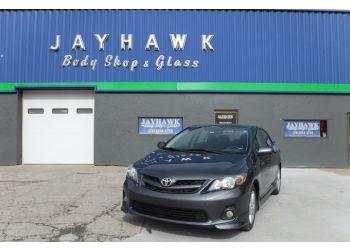 Topeka auto body shop Jayhawk Body Shop & Glass