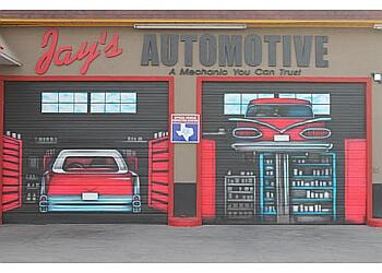 El Paso car repair shop Jay's Automotive