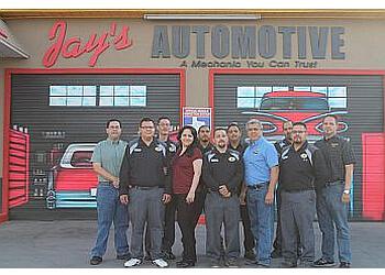 El Paso car repair shop Jay's Automotive - Lomaland