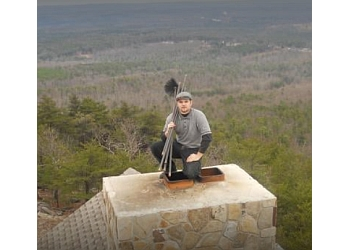 Greensboro chimney sweep Jay's Chimney Service