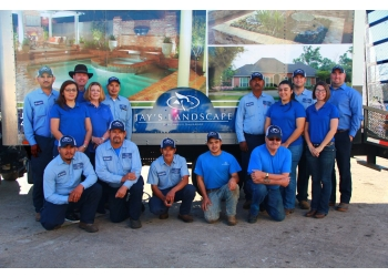 Beaumont landscaping company Jay's Landscape