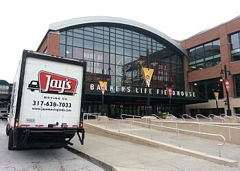Indianapolis moving company Jay's Moving Company