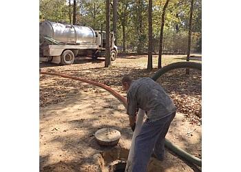 Little Rock septic tank service Jay's Pump Service