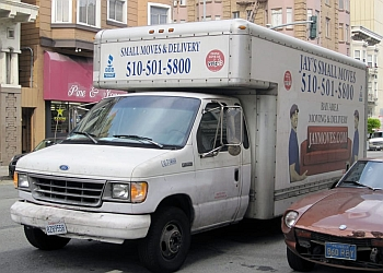 San Francisco moving company Jay's Small Moves
