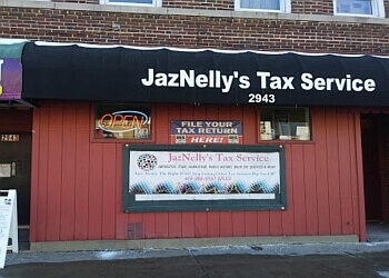 Milwaukee tax service JazNelly's Tax Service
