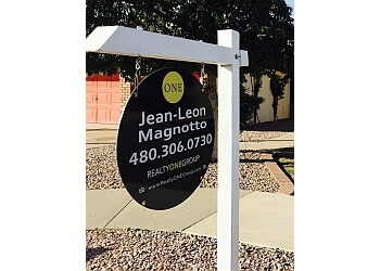 Tempe real estate agent Jean-Leon Magnotto