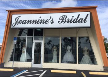 Cape Coral bridal shop Jeannine's Bridal & Formal