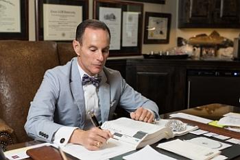 Houston criminal defense lawyer Jed R. Silverman