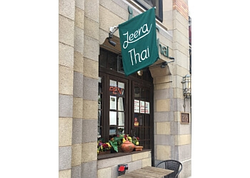 New Haven thai restaurant Jeera Thai
