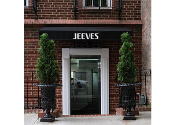 New York dry cleaner Jeeves