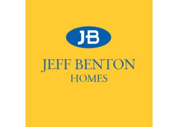 Huntsville home builder Jeff Benton Homes